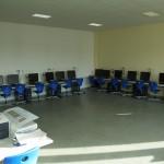 Computerraum Schülerarbeitsplätze